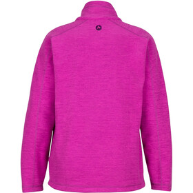 Marmot Kids Lassen Fleece Jacket Purple Orchid